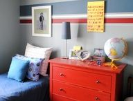 Boys Room / Ideas and Inspiration for things to make and do for the boys room. / by Heliza Payne
