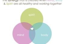 Mind, Body & Spirit/ Yoga