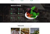 Free Mythemes PSD Template / Mythemes is a stunning PSD Template for cooking sites. If you plan to put on fresh food, mouth-watering recipes and courses then this template is indeed the best choice. Coming along with super cool features, responsive design and especially, refreshing and eye-catching color scheme, the template is ready to meet any of your needs for a simple Restaurants & Cafes website.
