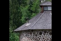 Cordwood Houses and Cabins