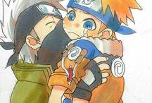 Kakashi x Naruto (kakanaru)