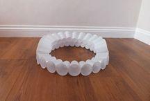 plastic bekers