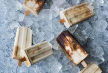 Coffee Iced Lollies