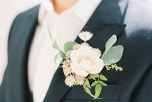 Buttonholes and corsages