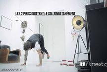 Fit Mouv avec Erwann Menthéour / Errant Menthéour vous montre comment exécuter les principaux mouvements de renforcement musculaire !