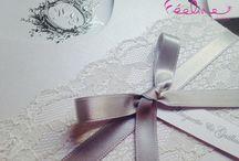Wedding invitation / Faire part Mariage Féeline création / Quelques jolies photos de nos créations faire parts de mariage by Féeline création
