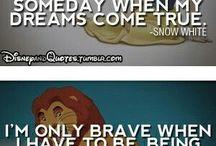 Disney Sprüche ♡