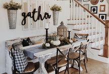 Ιδέες οικιακής διακόσμησης