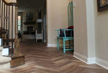 flooring / by Janice Connors