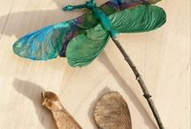 Dragonflies / Anything and everything dragonfly / by Felicia Odum