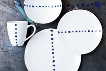 dishes and pottery