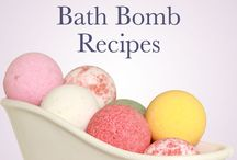 DIY ~ Bath Bombs / by Momma