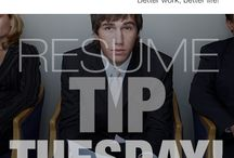 Resume Tip Tuesday / Resume tips