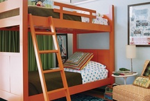 boy bedroom ideas / by Andie Grassl