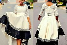 Traditional Classy African Wear