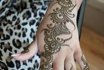 mehandi designs / by Vinita Singh