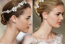 Bridal Fashion Week 2015 - Hair / The Pretiest Wedding Updos