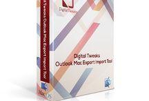 Outlook Mac PST Export Tool