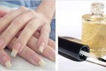 fortalecer as unhas