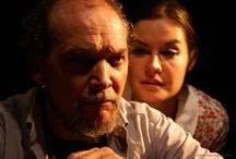 Teatro FOTO / Fotografias del Arte teatral.  / by Avraham González