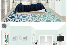 Havenly Bedroom Renderings