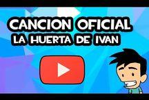 La Huerta de Ivan / Noticias y eventos relacionados con nuestro canal en YouTube La Huerta de Ivan.