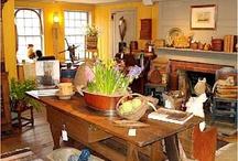 historical home interior