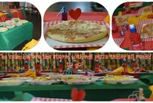 'I Can Cook' Birthday Party!