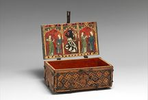 Medieval Treasures / Inspiration for my mosaics