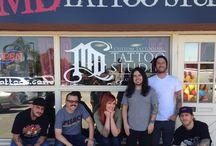 Favorite Places / MD Tattoo Studio