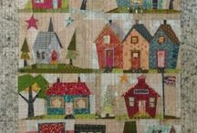 House-town quilts