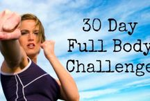 Fitness Challenges - Steps to a new me!! / Going to start exercising...Steps to a new me!!