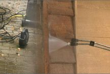 Pressure Washing / Pressure washing is known to be the easiest way to get a kick start the spring cleaning mission for your home or office. Also referred to as power washing, this method of cleaning can efficiently clean large areas
