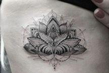 Tatuagem de Flor de Lótus | Ideias + Inspiração