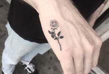 tatoo men family