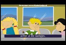 kinderliedjes / by Juf Riet