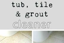 Cleaning Tips & DIY
