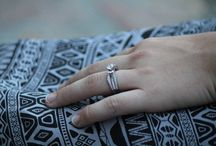 #osatipartyof2 / Sohrab popped the question on our 4-year anniversary - July 8, 2013! <3
