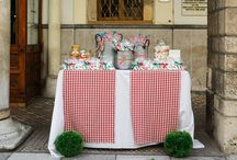 Christening | Italian Theme / Italian theme for a twins' christening!