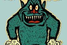 Ben Von Strawn (monster A Go! Go!)