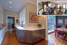 Before / After / Remodels, Redesign, Renovations - all in St. Louis