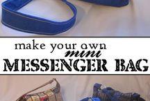 Bag & Wallet Tutorials, Sew Alongs, & Classes