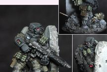 Sci-Fi Soldiers