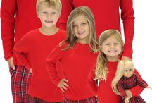 Pajamas and Sleepwear for the Family / Holiday and Christmas pajamas and matching family pajamas for the holiday. Plus men's sleepwear, women's sleepwear, kids pajamas and more.  Funny and creative sleepwear for the family all year round.