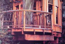 Tree Houses / My Lil Get Away / by Regina Legra