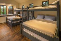 Queen bunk beds