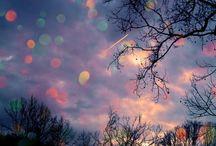 Orbes / Sphères de lumière