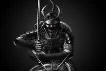 Samurai Tatuaje