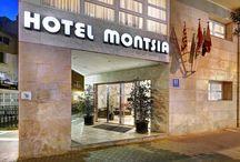 HCC Montsia / Situado en una zona privilegiada de Amposta, en la entrada del Delta del Ebro, el hotel se encuentra muy bien comunicado y cerca de uno de los lugares más bellos de Catalunya.