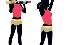 Notas de humor / Humor e vinho